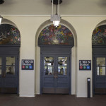 E. 180th St. Station entryway