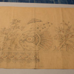 Design for a passenger car curtain