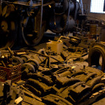 Locomotive parts