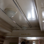 Ceiling of Nickel Plate Road