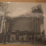 Michigan Central Station almost complete